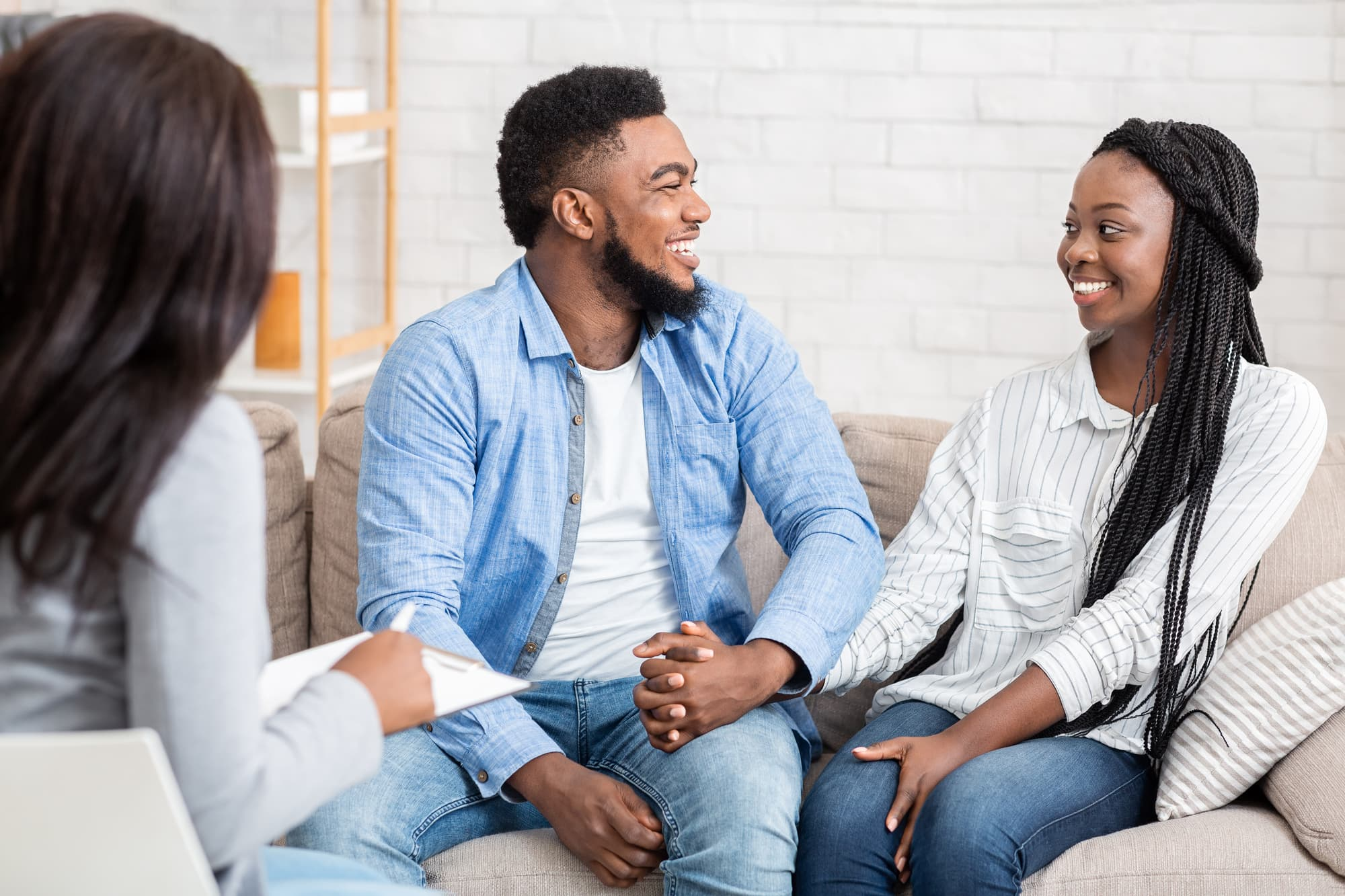Happy Couple - Couples / Relationship Therapy